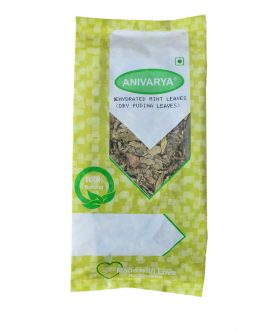 Dehydrated Mint Leaves (Dry Pudina) 75 GM