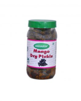 MANGO DRY PICKLE 400 GM