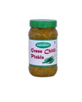 Green Chilli Pickle 450 GM