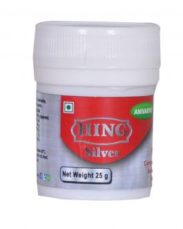 HING SILVER 25 GM
