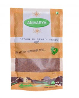Brown Mustard Seeds (Rai) 200 GM