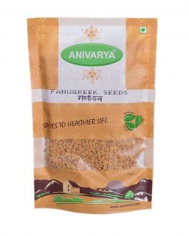 FENUGREEK SEEDS (METHI DANA) 200 GM