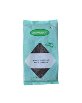 Black Mustard Seeds (Kali Sarson) 250 GM