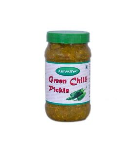 GREEN CHILLI PICKLE 850 GM