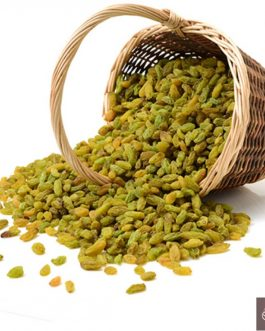 Premium Kishmish (Green Raisins) 500 GM