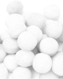 White Naphthalene Balls 200 GM