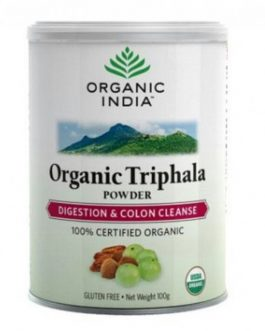 TRIPHLA POWDER 100 GM CAN