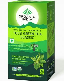 Tulsi Green Tea 25 TB Box
