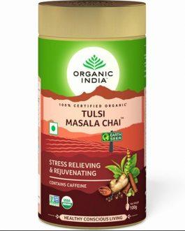 Tulsi Chai Masala 100g Tin