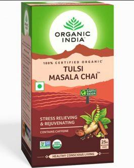 Tulsi Chai Masala 25 TB Box