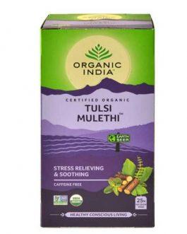Tulsi Mulethi 25 Teabags Box